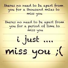 Miss U Quotes Amazing Best Love Quotes For Missing Her And I Miss You Quotes To Produce