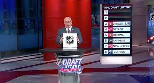 Assuming the league follows through and is able to return to play (a plan that is far from set in stone and is running low on time) tonight's draft lottery. One Of The Teams In The 24 Team Playoff Won The 2020 Draft Lottery And Alexis Lafreniere Sweepstakes