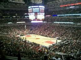 Chicago Bulls Seating Chart United Center Section Bmo Harris Club Home Of Chicago
