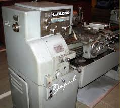 leblond regal lathes s to s handy and very deep slide out chip tray on the 13 inch regal