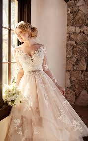 Trend We Love Wedding Dresses With Sleeves
