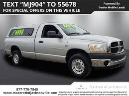 Used 2006 Dodge RAM 1500 For Sale at Jack Hanania's Collision Center ...