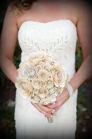 Paper Flower Bouquet For Wedding Paper Flower Bouquet Wedding Magdalene Project Org