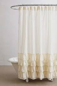 modern shower curtain ideas.  Shower Ruffle Shower Curtain For Bedroom Ideas Of Modern House Beautiful  Anthropologie Aberdeen Bathroom With I