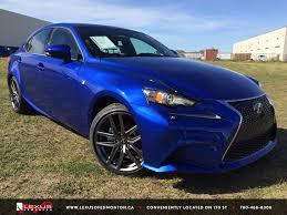 lexus is 250 2014 blue.  2014 New Ultra Sonic Blue 2015 Lexus IS 250 AWD F Sport Series 3 In Depth Review   Southeast Edmonton  YouTube To Is 2014 T