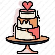 Download Weddingcake Icon Inventicons