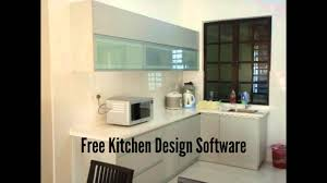 Kitchen Design Programs Free Kitchen Design Software Youtube