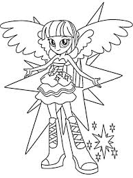 Small Picture Sunset Shimmer Equestria Girls Coloring Pages Coloring Coloring