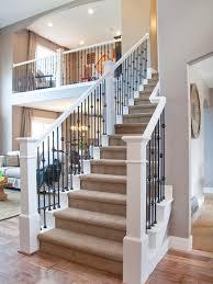 Metal Banister Ideas Best 25 Rod Iron Railing Ideas On Pinterest Iron  Staircase