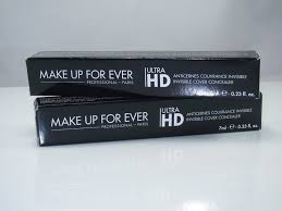make up for ever ultra hd concealers