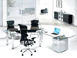contemporary office desk glass. exellent desk desk glass corner office desks home modern for  desk to contemporary