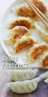 shrimp potstickers delicious potstickers recipe with step by step picture guide homemade potstickers are so good rasamsia