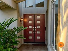 modern 30 inch fiberglass double entry doors 2 30x80 in 5 foot wide entrance