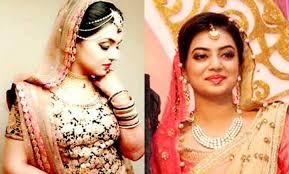 nazriya m s stylish bridal avatar see pics