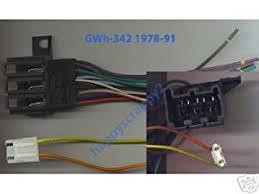 amazon com stereo wire harness chevy el camino 78 79 80 81 82 El Camino Wiring Harness stereo wire harness chevy el camino 78 79 80 81 82 (car radio wiring installation parts) 1972 el camino wiring harness
