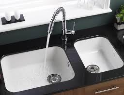Black Undermount Kitchen Sinks Black Ceramic Kitchen Sink Victoriaentrelassombrascom