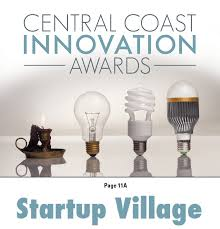 startup village showcase company at the central coast innovation awards 2016 and 2017 presented in partnership with ucsb s cnsi incubator and pacific