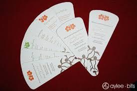 wedding program fans template fan printable instant editable diy templates