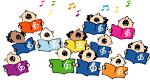 Free Choir Singers Cliparts, Download Free Clip Art, Free Clip Art ...