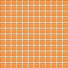 color appeal orange l 1x1 mosaic c126