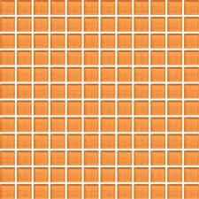 color appeal orange l 1x1 mosaic c126