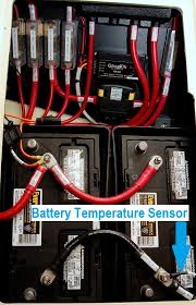 installing a marine battery charger photo gallery by compass Onboard Battery Charger Wiring Diagram battery temperature sensor location on board battery charger wiring diagram