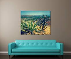 large size of cushty cactus art southwestern wall art new mexico landscape regarding mid century