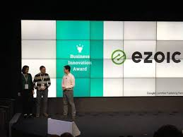Ezoic Ad Testing Application Wins Google Business Innovation Award   Ezoic