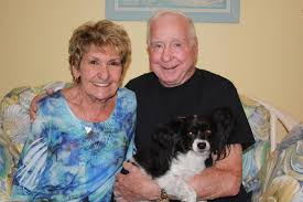 Joan and Bob Rice: Couple reunites after 60 years | Cape Gazette