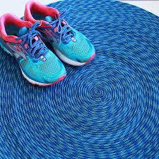 Shoe Rug Make These Easy Rope Rugs With Just A Couple Supplies Nifty