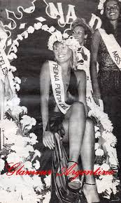 """GLAMOUR ARGENTINO - """"Miss Punta del Este 1980"""" es Ana Claudia ..."""