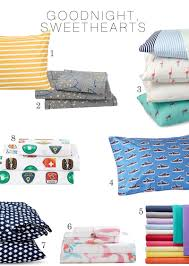 modern cool kids' bedding that parents like too done and done