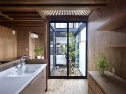 Small Picture Ogaki Houses Sloping Roof Creates a Safe Haven from Harsh