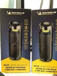 Máy lọc không khí và khử mùi xe hơi Michelin ML-19 – CÔNG TY CỔ PHẦN XNK  THƯƠNG MẠI VÀ VẬN TẢI BÌNH MINH