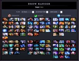 top dota 2 heroes quotes and impressions during battle