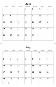 Free Downloadable Monthly Calendar 2015 April May 2015 Calendar Template Free Stock Photo Public