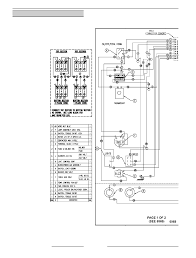 vulcan electric range wiring diagram wiring diagrams full size electric convection ovens electrical operation page 44 of vulcan hart convection oven vc4ed user