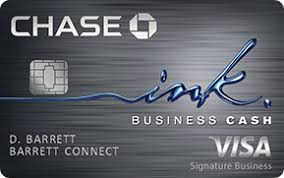 Chase Ink Business Cash Credit Card Chasecom