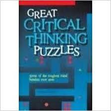 Great Critical Thinking Puzzles  Michael A  DiSpezio  Myron Miller     Goodreads