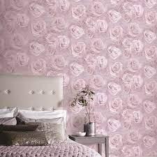 Arthouse Reverie Wallpaper, Blush ...