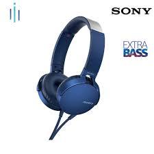 Mã ELMALL300 giảm 7% đơn 500K] Tai Nghe Sony Có Mic MDR-XB550AP (Xanh  dương) - Hàng Chính Hãng giá cạnh tranh