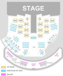 Chippendales Seating Chart Rio Seating Chart Chippendales