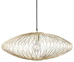 astra pendant lamp gold