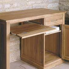 office computer desk. Mobel Oak Single Pedestal Computer Desk Office