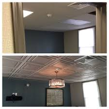 photo of ritz renovation staten island ny united states new ceiling tiles