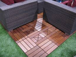 composite wood patio tiles how to design simple interlocking deck tiles made from strong wooden m
