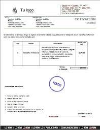 Plantilla Para Cotizaciones Pcexpertos