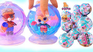 <b>КУКЛЫ ЛОЛ</b> 6 СЕРИЯ - <b>WINTER</b> DISCO! Мультик // My Toys Pink