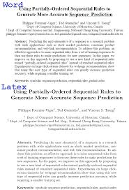 writing a research essay using latex for writing research papers the data mining blog