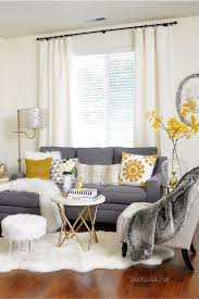 white furniture living room ideas. Best 25+ Dark Grey Couches With Round Coffee Table Plus Flowers And White Curtains Also Furniture Living Room Ideas L